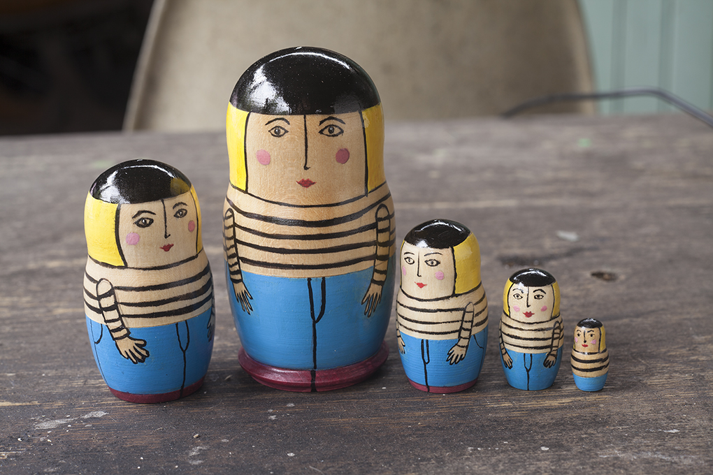 Russian Dolls for my friends birthday