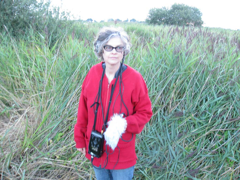 Emma Calder in Norfolk
